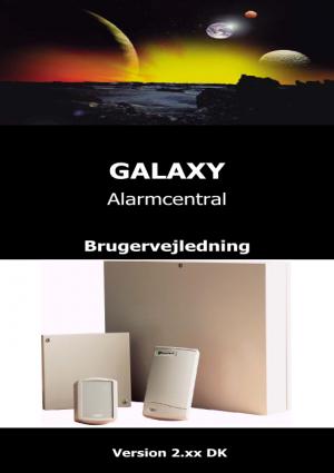Galaxy Brugermanual